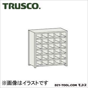 TRUSCO KA型区分棚コボレ止め付889X214XH9275列6段 KA-5063 1台