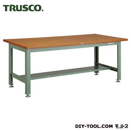 トラスコ 中量HW作業台ダップ天板 1800×900 1200kg HW1809