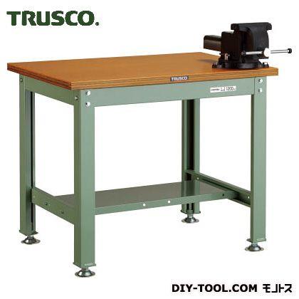 トラスコ 中量作業台ダップ天板バイス  HW0960VRS