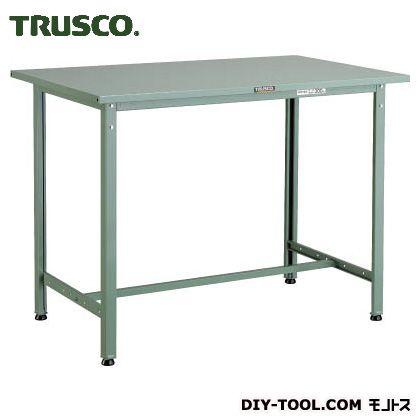 トラスコ 軽量立作業台鉄天板 1200×750×900 300kg HSAE1200