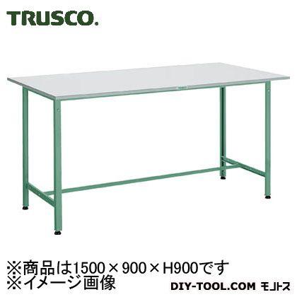 トラスコ 軽量立作業台リノ天板 1500×900×900 300kg HRAE1509