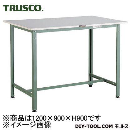 トラスコ 軽量立作業台リノ天板 1200×900×900 300kg HRAE1209