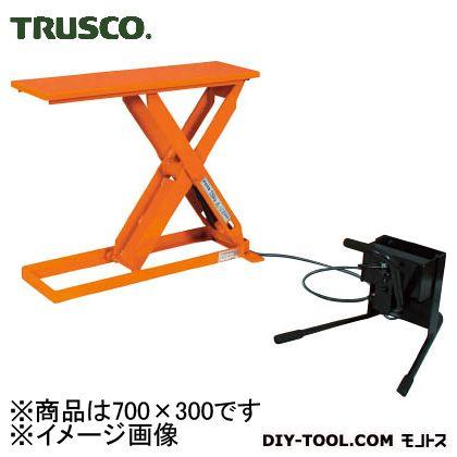 トラスコ スリムリフト巾狭タイプ 積載 150kg 700×300 HLH-15-3007