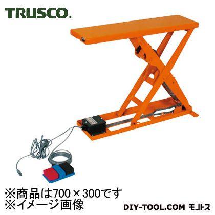 トラスコ スリムリフト(電動ボールネジ式) 100kg 700×300 HLEB-10-3007
