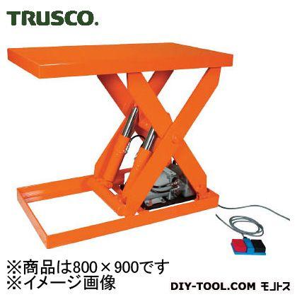 【超歓迎された】 HDL500809:DIY SHOP  油圧テーブルリフト積載 トラスコ ONLINE FACTORY 500kg800×900-DIY・工具