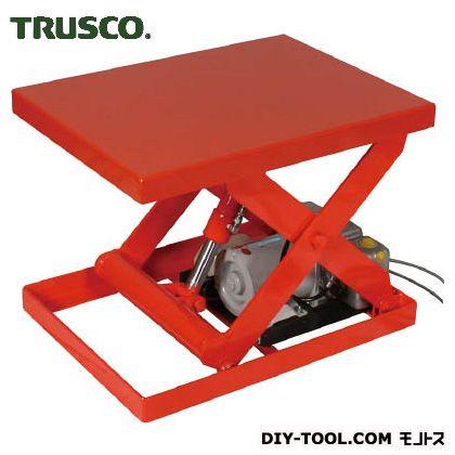 トラスコ 油圧テーブルリフト積載 300kg450×600 HDL300406