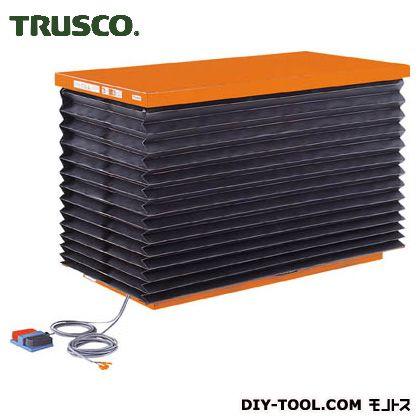 トラスコ 油圧テーブルリフト積載 1000kg750×1350 HDL1000713J
