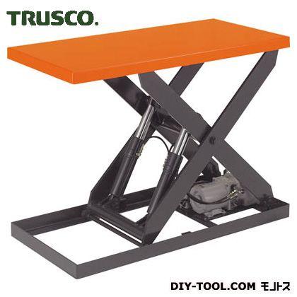 トラスコ(TRUSCO) テーブルリフト1000kg油圧式600X1200 HDL-100-0612