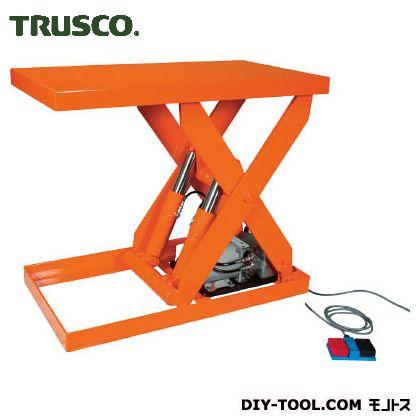 トラスコ 油圧テーブルリフト積載 1000kg500×900 HDL1000509
