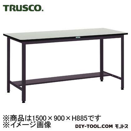 トラスコ 中量立作業台リノ天板 500kg 1500×900 HAEWR1590