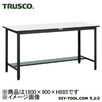 トラスコ 中量立作業台ダップ天板 500kg 1800×900 HAEWP1890