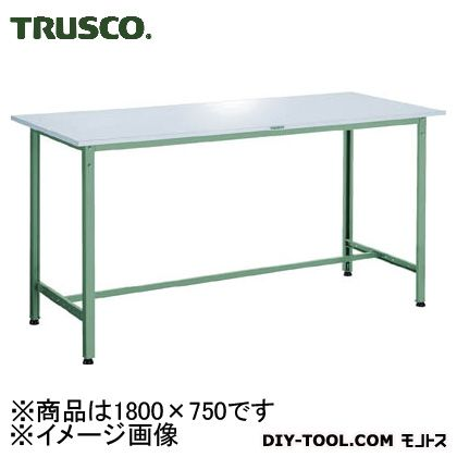 トラスコ(TRUSCO) ステンレス張りHAE型立作業台1800X750 HAES-1800