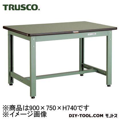 トラスコ(TRUSCO) GWR型作業台900X750XH740 GWR0975