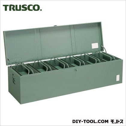 トラスコ 中型車載用工具箱中皿付 1400×420×370 F14000