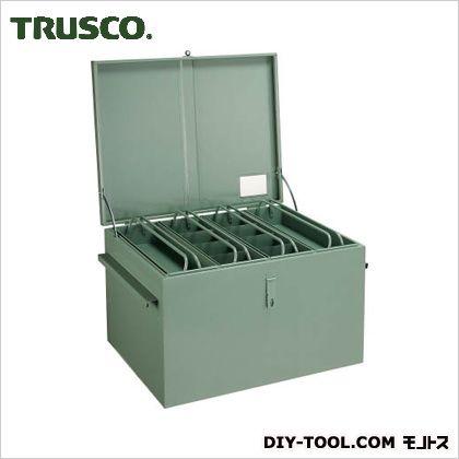 トラスコ 大型車載用工具箱中皿付 914×750×590 F1000
