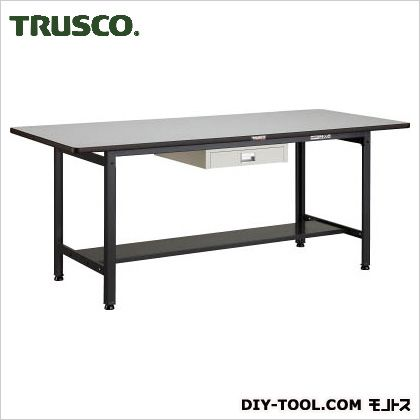 トラスコ EW型作業台リノ天板 薄引出1段 1800×750×740 EWR1875UDC1