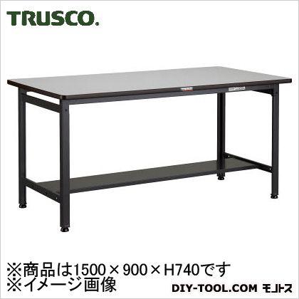 トラスコ EW型作業台リノ天板 1500×900×740 EWR1590