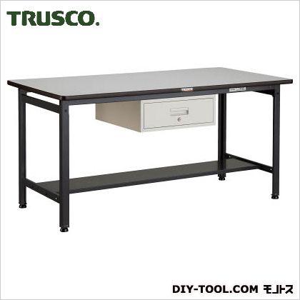 トラスコ EW型作業台リノ天板 引出1段 1500×750×740 EWR1575F1