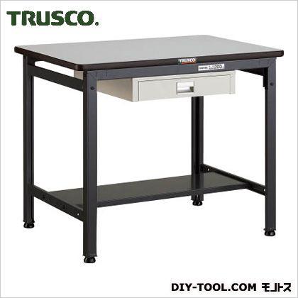 トラスコ(TRUSCO) EWR型作業台900X600XH740薄型1段引出付 EWR0960UDC1