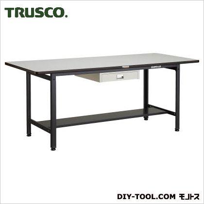 トラスコ(TRUSCO) EWP型作業台1800X750XH740薄型1段引出付 EWP-1875UDC1