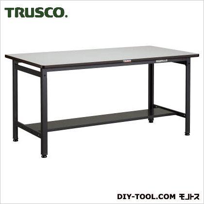 トラスコ EW型作業台ポリ天板 1500×750×740 (EWP1575) 作業台 ステンレス作業台 作業 万能作業台