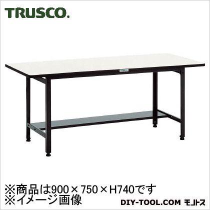 ※法人専用品※トラスコ(TRUSCO) EWP型作業台900X750XH740 EWP-0975 1台