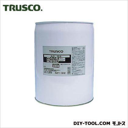 トラスコ αホワイトオイルスプレー 18L ECOWOC18