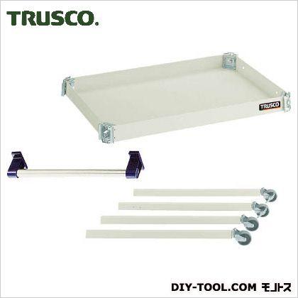 トラスコ TRUSCO 送料無料 新品 コンビネーションワゴン天板フレーム3点基本セット 890 x mm 416 ついに入荷 D81 127