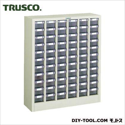 ※法人専用品※トラスコ(TRUSCO) バンラックケースD型6列11段 750 x 260 x 890 mm D611 1