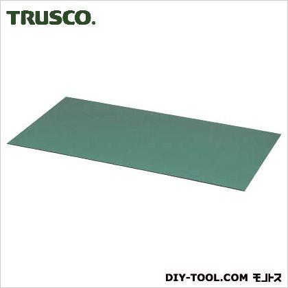 トラスコ 作業台用カッターマット グリーン  1800×900×3 Cm1890