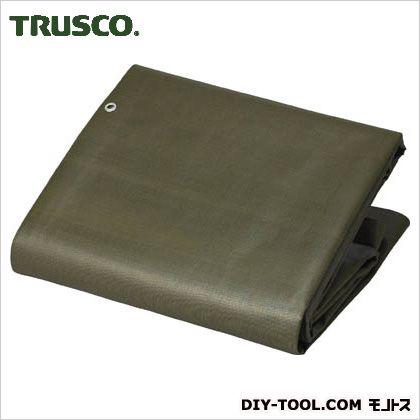 TRUSCO 耐水UVシート#7000幅3.6mX長さ5.4m  TWP7000-3654