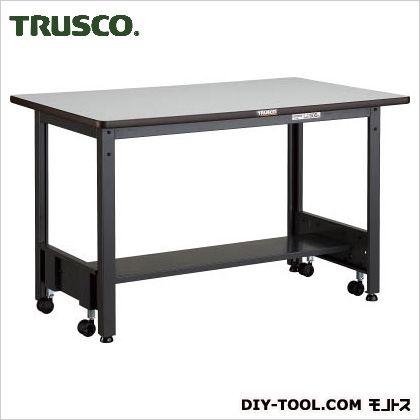 トラスコ 移動フリー作業台 リノ天板 500kg 1200×750 CFWR1275
