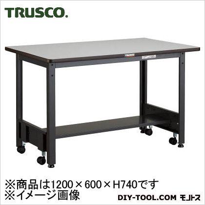 トラスコ 移動フリー作業台 ダップ天板 500kg 1200×600 CFWP1260