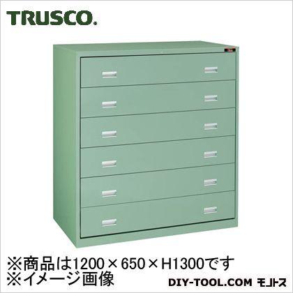 トラスコ スリーロックワイド重量キャビネット  TWK1202A