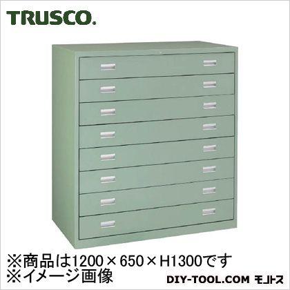 トラスコ スリーロックワイド重量キャビネット  TWK1201B