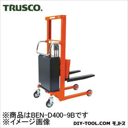 トラスコ コゾウリフター バッテリー式 フォーク高さ110/935 BEND4009B