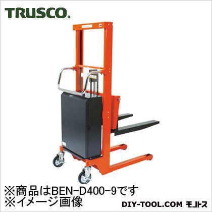 トラスコ コゾウリフター バッテリー式 フォーク高さ75/900 BEND4009