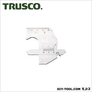 トラスコ 溶接ゲージ寸法測定精度±0.2  TWG2