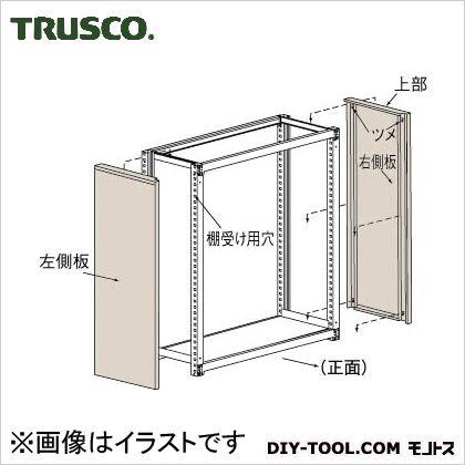 トラスコ M3、M5中量棚用側板750×H1800用  Gmm67