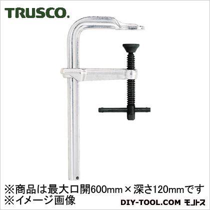 トラスコ(TRUSCO) Lクランプ強力型最大口開600mmX深さ120mm 692 x 213 x 40 mm GKLB600