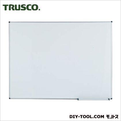 TRUSCO スチール製ホワイトボード無地・縦横兼用タイプ900X1200 GH-112C