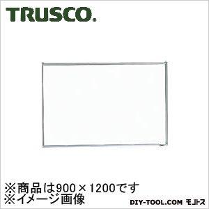 トラスコ 壁掛ボード粉受付暗線入り 900×1200 GH112A