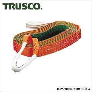 トラスコ(TRUSCO) ベルトスリングJIS3等級両端アイ形50mmX10.0m 495 x 270 x 55 mm G50-100