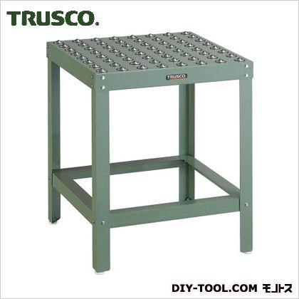 トラスコ(TRUSCO) フリーテーブル脚付600X600P75C-5LX64 FT-60-75AS