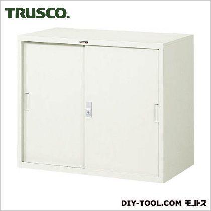 トラスコ(TRUSCO) スタンダード書庫(A4判D515)引違W880XH750 525 x 895 x 760 mm FS52-G7