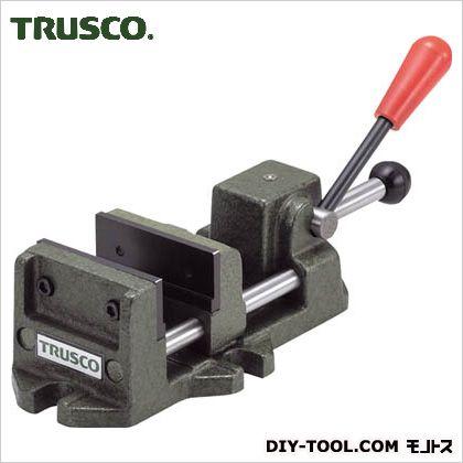トラスコ F型クイックグリップバイス 75mm FQ75