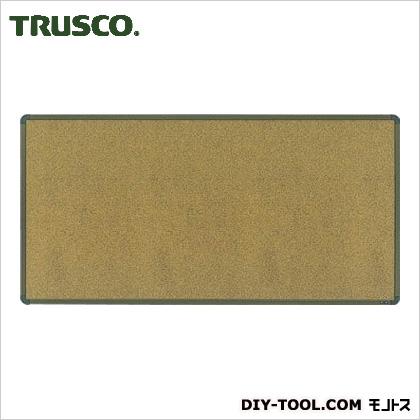 トラスコ(TRUSCO) コルピタボードマグネット・粘着式両面900X1800ブロンズ枠 1820 x 920 x 60 mm YBK36PR