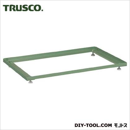 TRUSCO WVER型キャビネット用ベースW880 WVER1-B