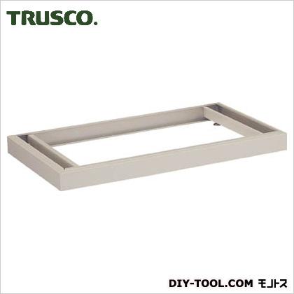 トラスコ(TRUSCO) WUH型保管庫引出型用ベースネオグレ NG WUH-VRBH
