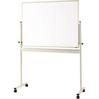 トラスコ 暗線入り片面移動ボード(白暗線付・スチール製ホワイトボード) 白白 900×1200 WMG412SA(WMG-412SA